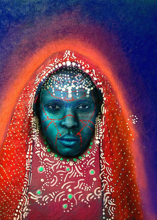 African Roots  Art | Angelica Hoyos Studio