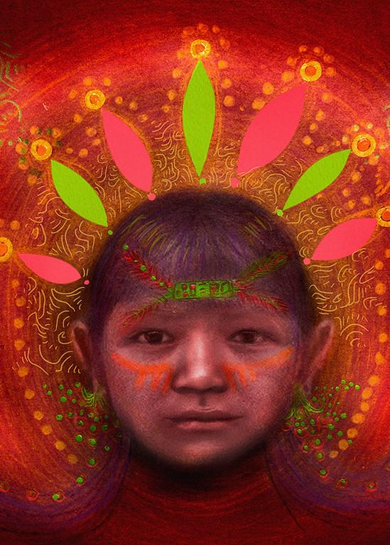 Colorful Roots Colombia  Art | Angelica Hoyos Studio