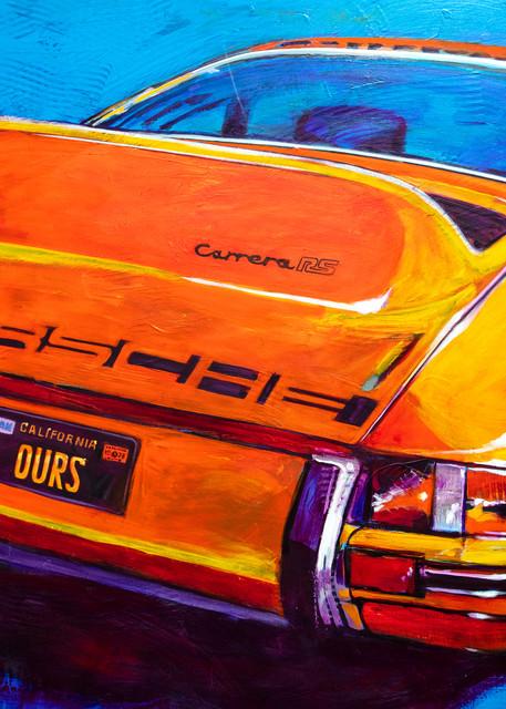 Our Carrera Rs Art | Telfer Design, Inc.