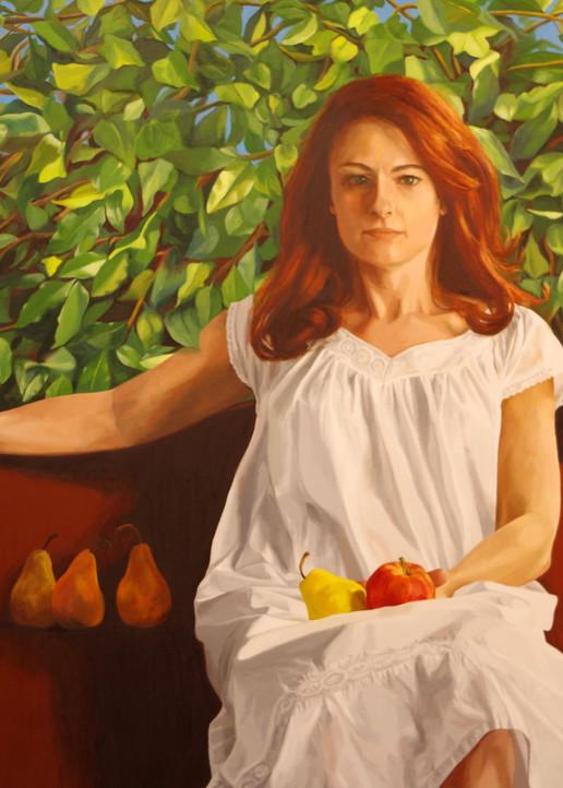 Celebrating Eve Art   Helen Vaughn Fine Art