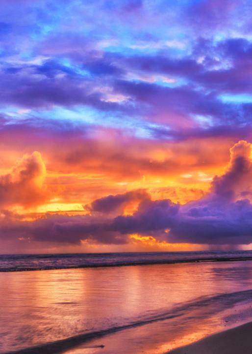 Sunrise Showers Art | Ray Masters Productions