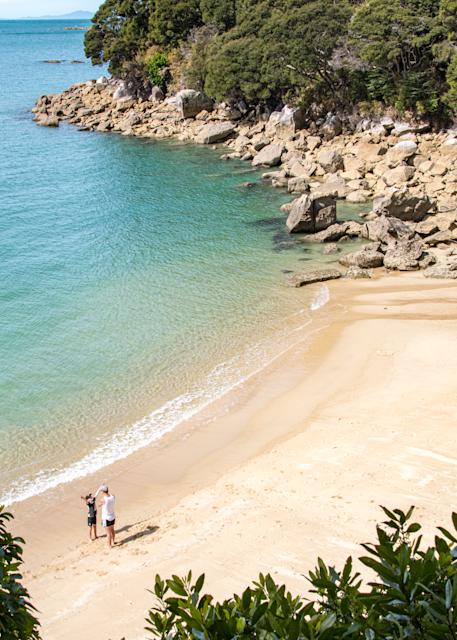 Miniature Beach Abel Tasman Park Nz Photography Art | Hatch Photo Artistry LLC