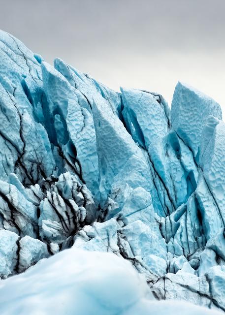 Glacier Face Matanuska Photography Art | Hatch Photo Artistry LLC