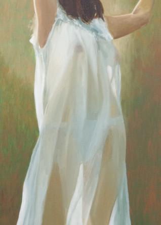 Dancer In The Light Art | Helen Vaughn Fine Art