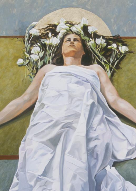 Ash Wednesday Art | Helen Vaughn Fine Art