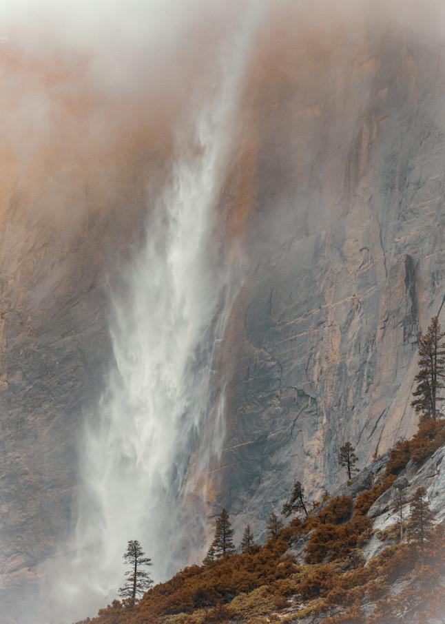 Misty Yosemite Falls Photography Art | Thomas Yackley Fine Art Photography