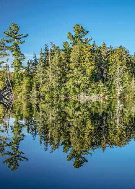 High Lake Island