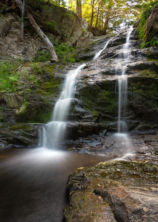 Cascade Falls Photography Art | Jesse MacDonald Photography