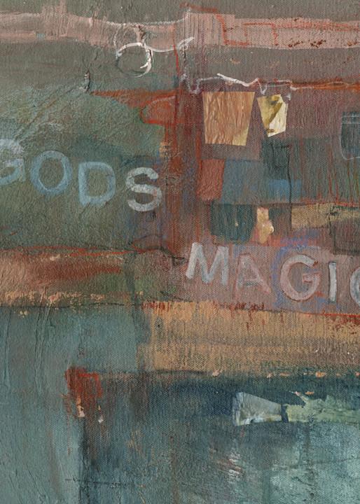 Give Me Your Words : : God's Magic Art | Stephanie Visser Fine Art