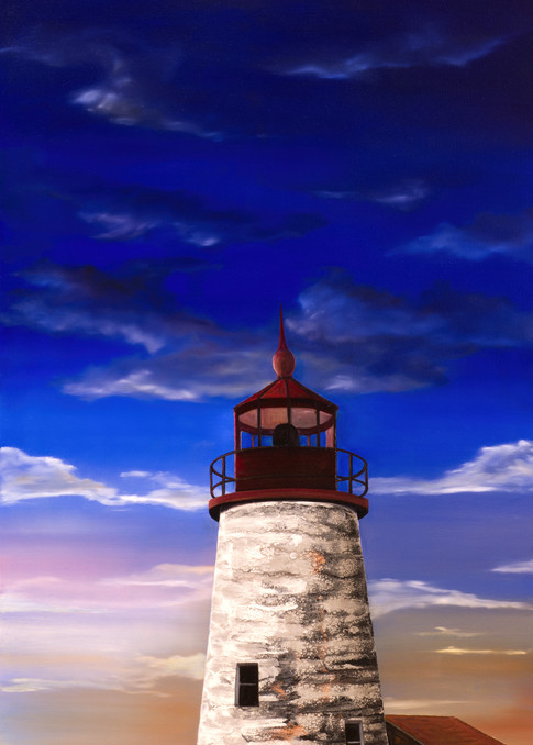 Evening Lighthouse 2