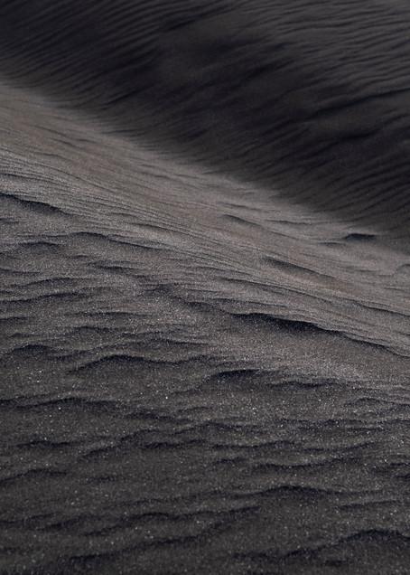 Black Sand Dunes