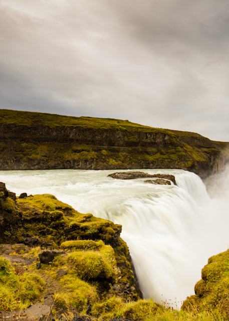Gullfoss Photography Art | Brokk Mowrey Photography