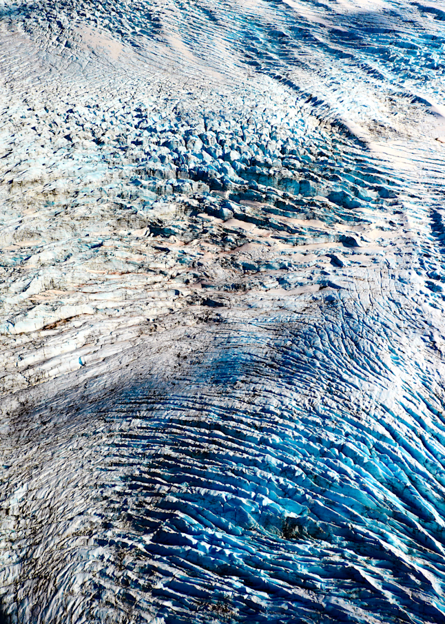 Glacier Skin Photography Art | Hatch Photo Artistry LLC