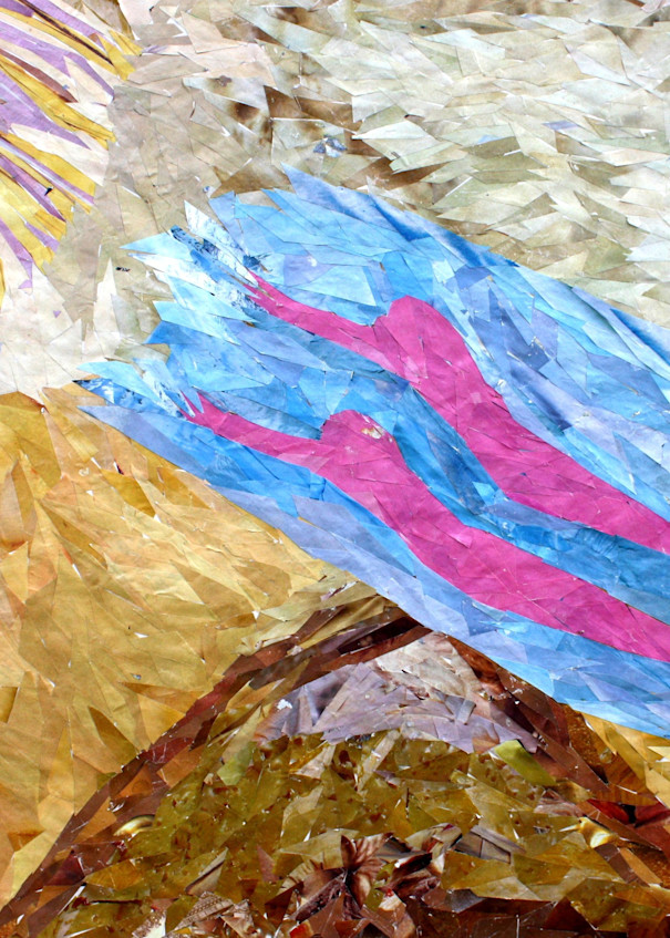 Raggiungere i Cieli - (Reaching to the Heavens) - Nerina Cocchi Zecchini