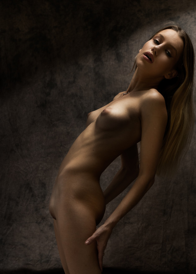 Alina Dramatic V1 Photography Art | Dan Katz, Inc.