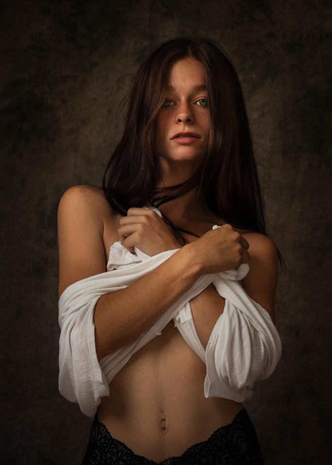 Portrait Of Raylene Photography Art   Dan Katz, Inc.
