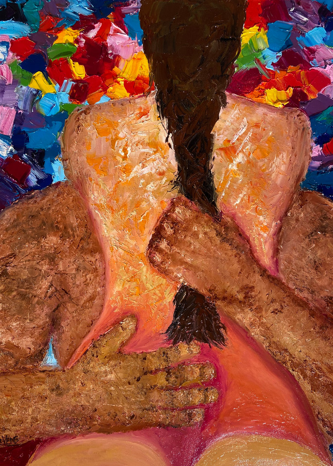Titillating Art | Coat Of Many Colors