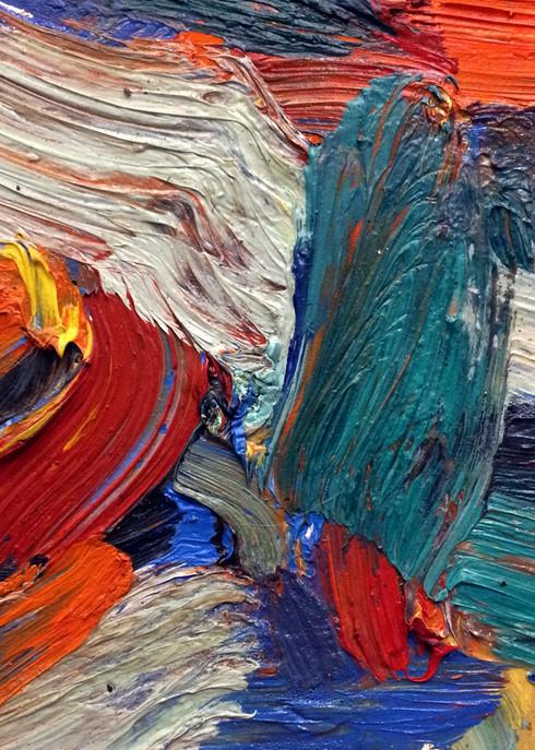 """San Juan In Pieces"" Art | Daniel Kanow Fine Art"