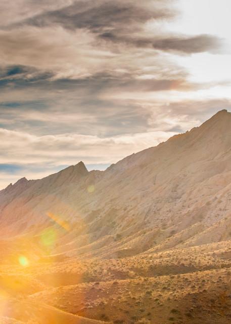 Sunburst Over The Swell Photography Art | Brokk Mowrey Photography