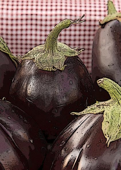 Eggplant Picnic