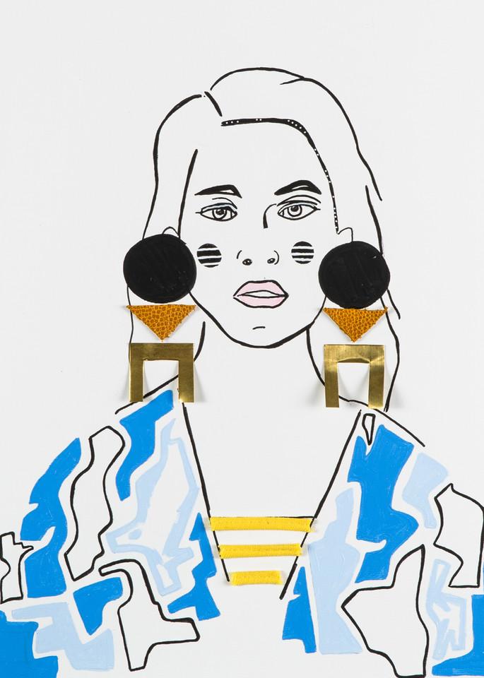 Her Iii  Art | Meredith Steele Art