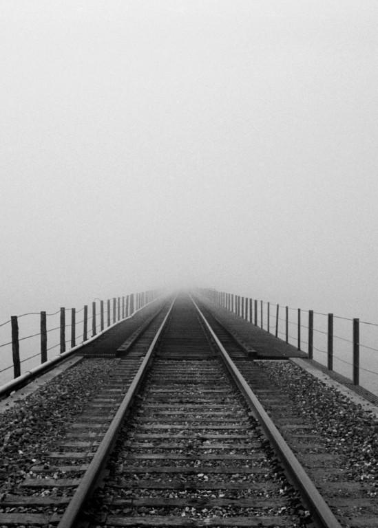 Mystery Train Photography Art | Julian Whatley Photography