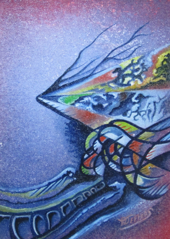 Cn1 Widows To The Soul Art | Dave Jeffers Artist