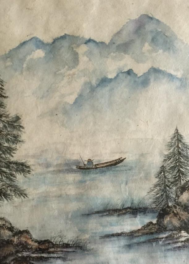 Fishing Art | donnadacuti