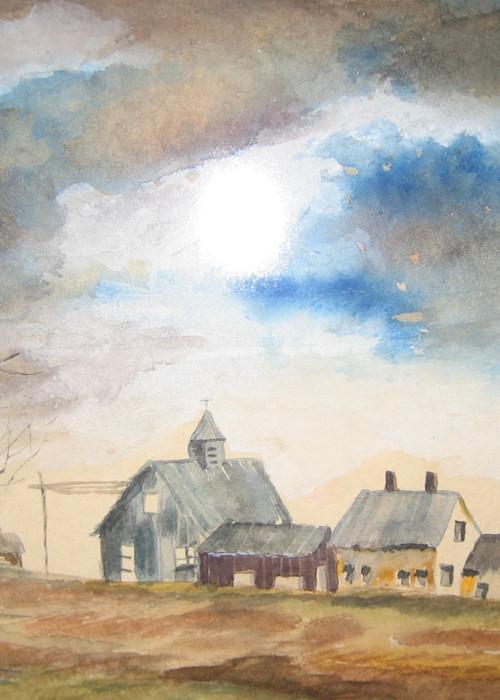 Vermont Farm Art | donnadacuti