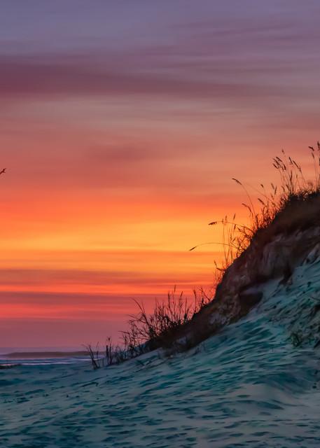 Dunes on Fire by Dan McCarthy