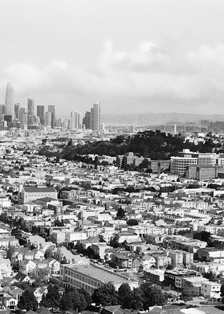 San Francisco April 2020 Photography Art | David Louis Klein