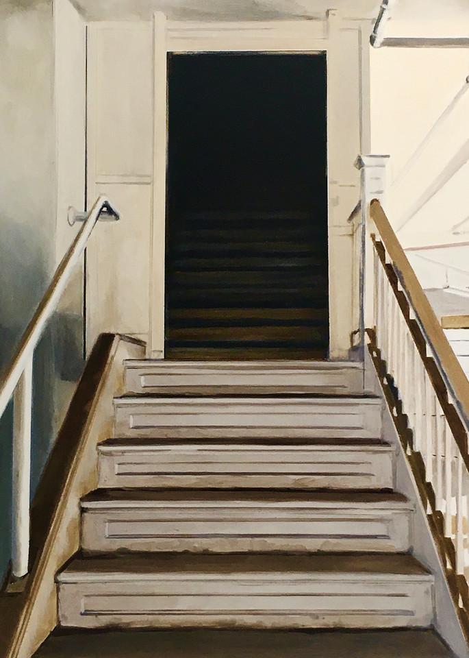 Where DoThose Darkened Stairs Lead?