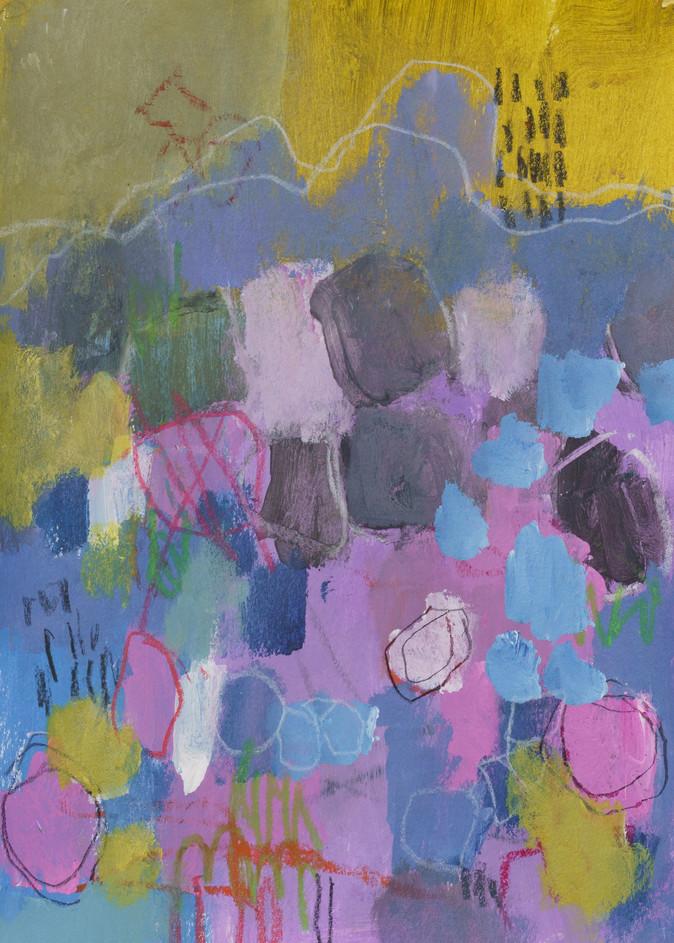 Enchanted Forest Ii Art | Julie Brown Art