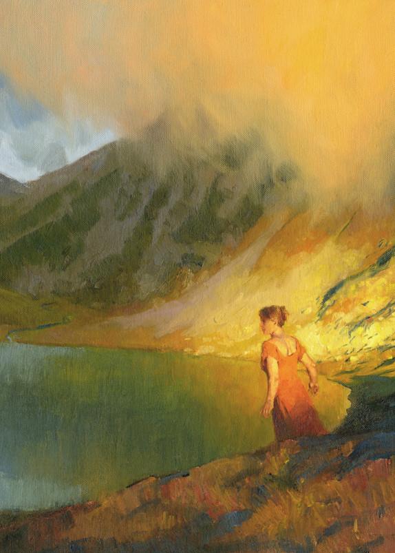 Seeking The Light Art   Studio Girard