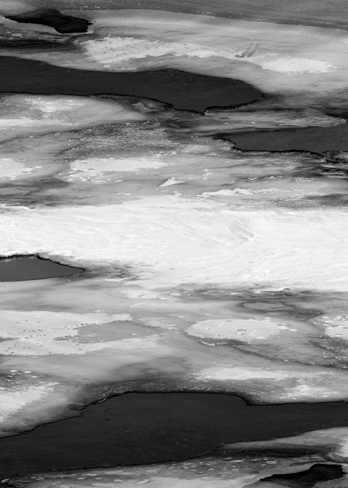 Ice Painting II by Jeremy Simonson