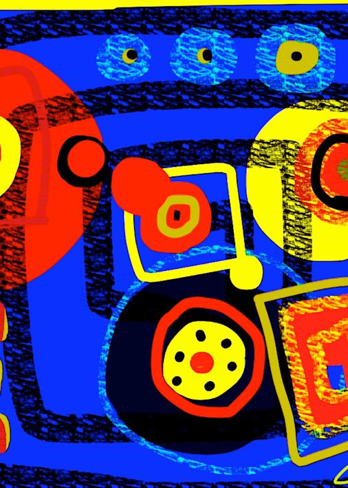 Dots to Music Luciano Pavroitti