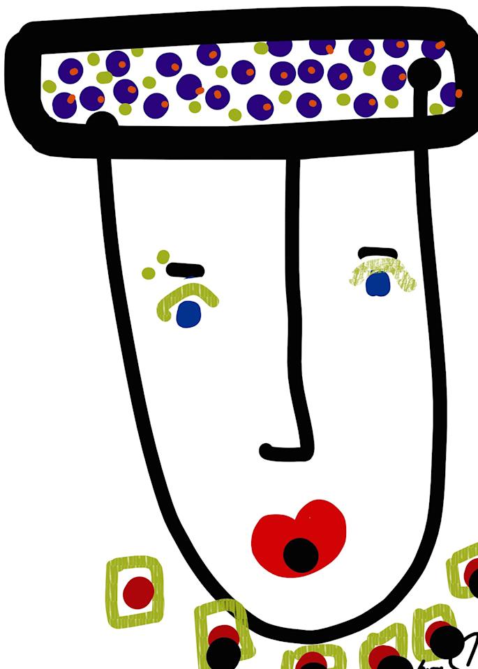 Mr. Glamour Pie Art   Susan Fielder & Associates, Inc.