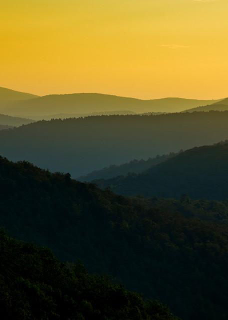 Sunrise Over Appalachia - Shenandoah National Park fine-art photography prints