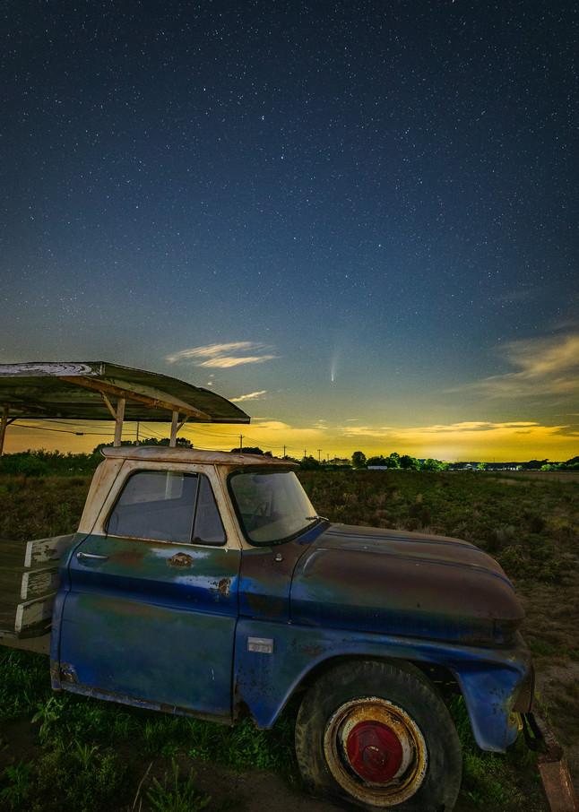 Chevy Comet Photography Art | Teaga Photo
