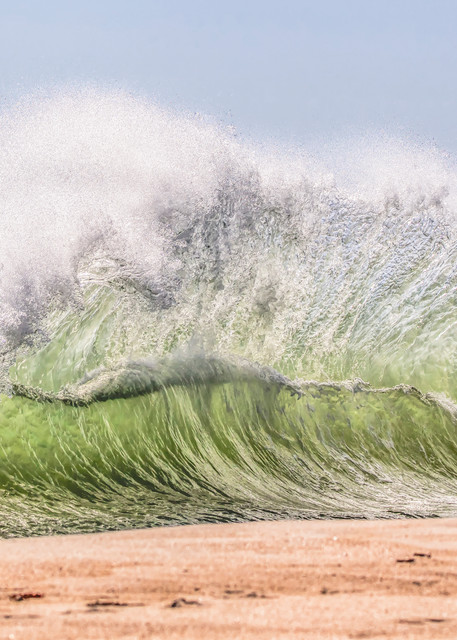 Long Point Wave Art | Michael Blanchard Inspirational Photography - Crossroads Gallery