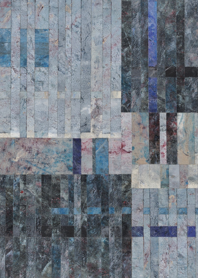 Puzzle Series 4  (Print) Art | Laurie Fields Studio