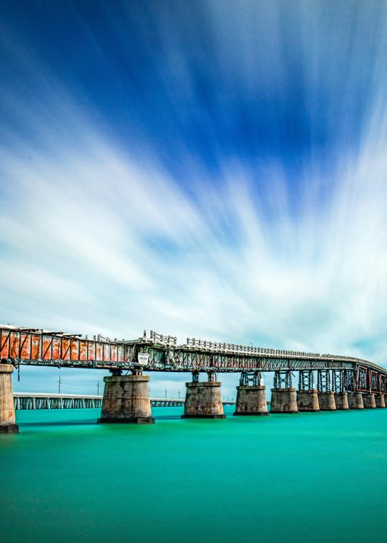 Last Train To Paradise Photography Art | Art Sea Love