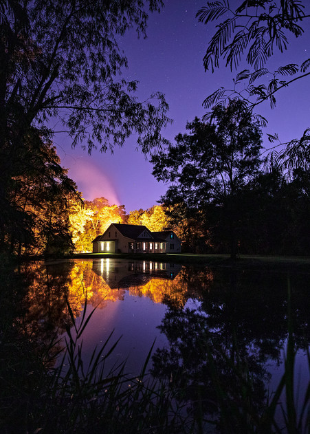 This House Is On Fire Photography Art   stinkymudphotography