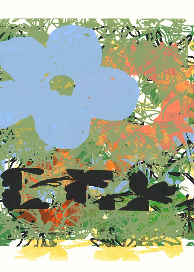 Floral 2of28 Art | i Ghibu - Art