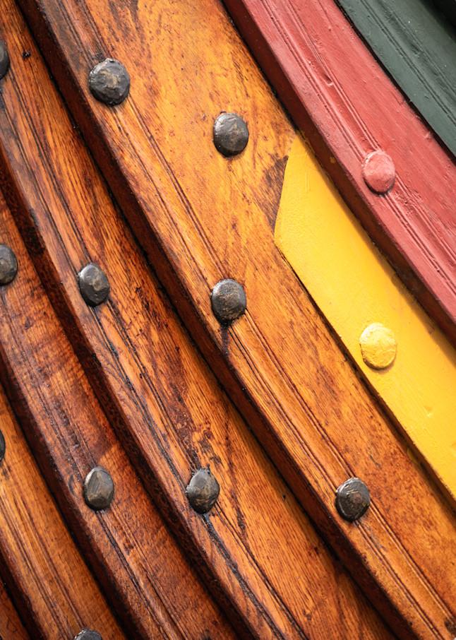Upper Strakes Port Bow - Draken Harald Harfagre