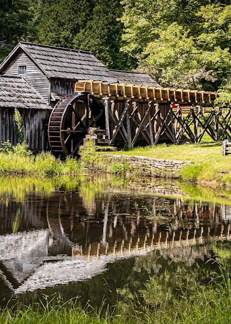 Old Mill  Photography Art | Nelson Rudiak Photography