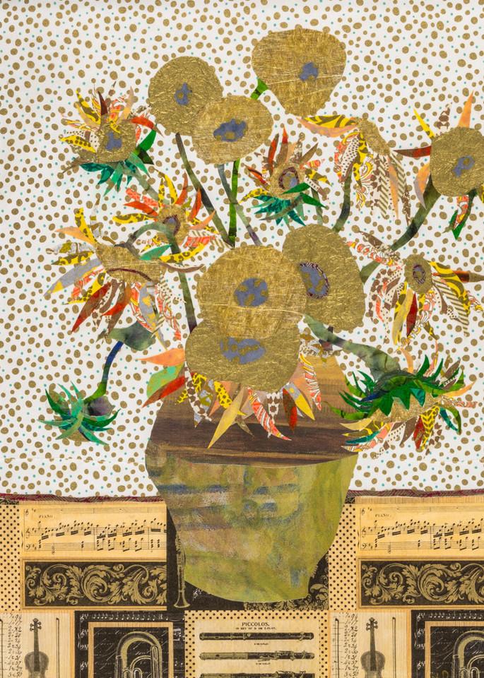 Van Gogh Flowers Art | capeanngiclee