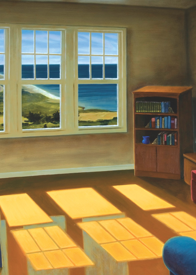 Apartment By The Sea Art | The Art of David Arsenault