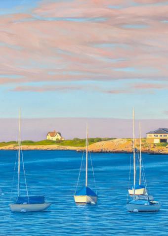 Harbor Masters Art   The Art of David Arsenault