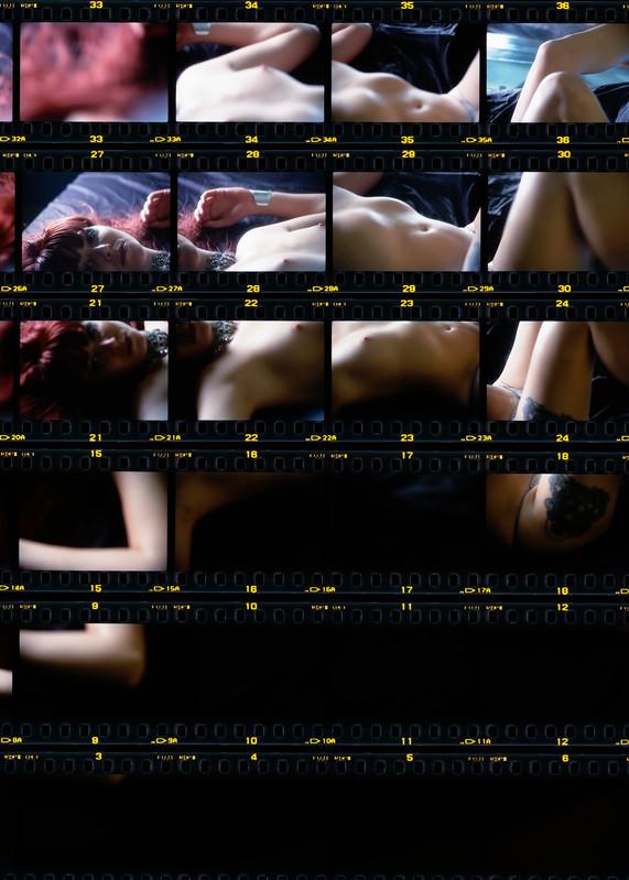 Woman & Tv Art   Gaspar Marquez